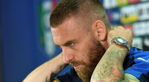 Covid, De Rossi ricoverato allo Spallanzani dopo il focolaio in Nazionale