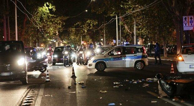 Roma, incidente a Corso Trieste: anche l'autista indagato per omicidio stradale