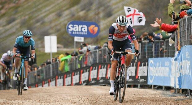"""Ciccone punterà alla classifica generale del Giro d'Italia: """"Zoncolan crocevia fondamentale"""""""