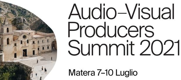 Audio-Visual Producers Summit, Matera ospiterà la prima edizione dal 7 al 10 luglio