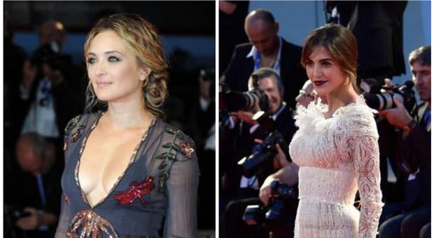 Venezia, sfilata di star per il premio Kineo: da Carolina Crescentini alla Cortellesi vince il cinema italiano e l'eleganza