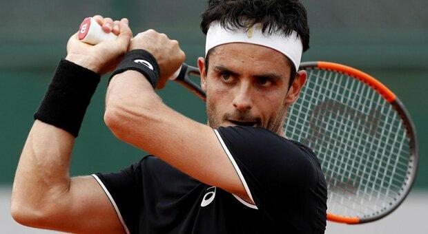Wimbledon, Fabbiano, Giannessi e Giustino fuori al primo round delle qualificazioni