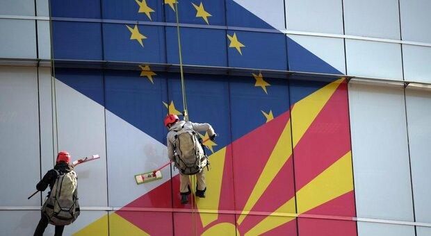 Macedonia del Nord: al via gli incontri a Parigi per entrare nell'Ue