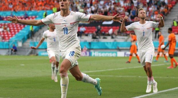 Olanda-Repubblica Ceca 0-2