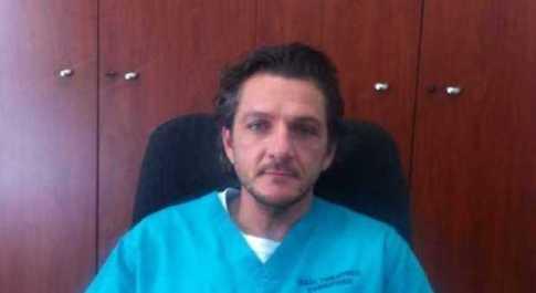 Dottor Michele Biserni primario di Ortopedia e Traumatologia dell'ospedale di Orvieto