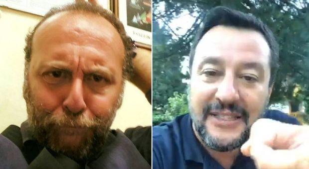 «Salvini, tempo sei mesi e ti spari»: post choc del caporedattore Rai Fabio Sanfilippo. Parte il procedimento disciplinare