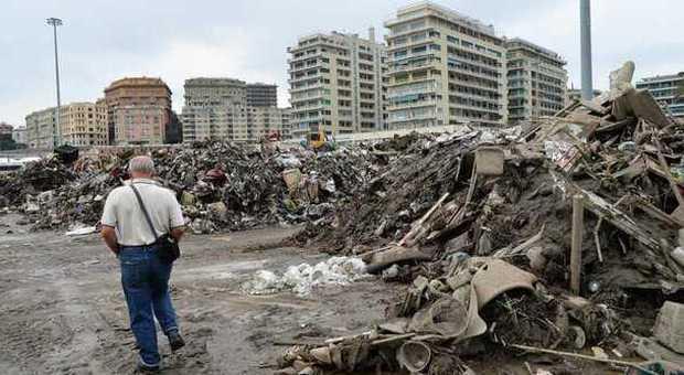 Genova, dopo la catastrofe, la beffa: i dirigenti premiati per la sicurezza dei territori