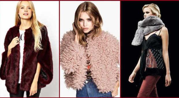 half off b3889 8bbec Animalista, low cost e trendy: la pelliccia è sintetica