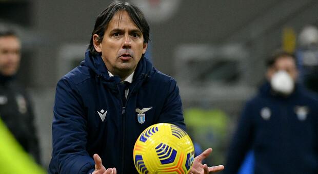 Lazio, per Inzaghi c'è solo la Samp: «Abituati alle assenze, al Bayern non pensiamo» Foto: Marco Rosi