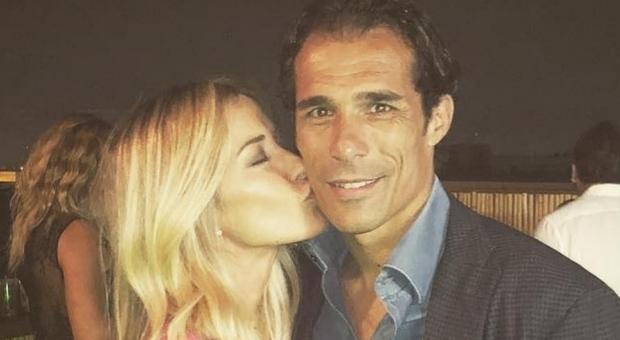 Elena Santarelli: «Io e Bernardo Corradi ci siamo allontanati dopo il tumore di Giacomo»