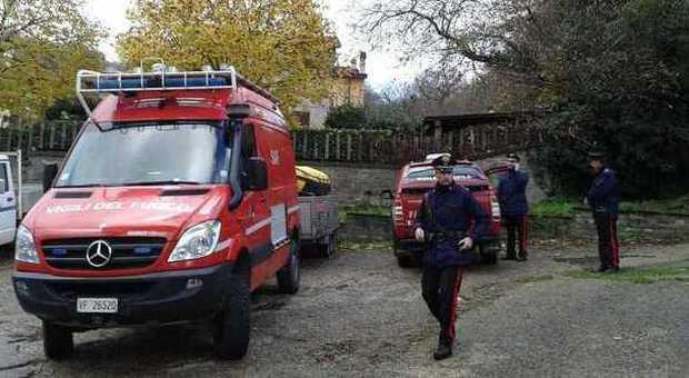 Soriano, professore scomparso le ricerche concentrate a San Martino
