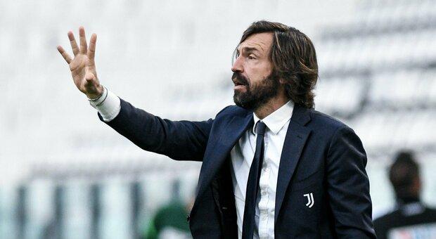 """Atalanta-Juventus, Pirlo alla vigilia del match: """"Cercherò di finire alla grande"""""""