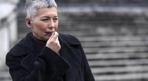 Irene Pivetti indagata per una presunta frode sull'importazione mascherine dalla Cina