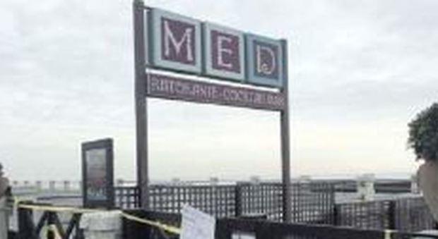 Ostia, «troppi abusi» allo stabilimento Med: revocata la licenza