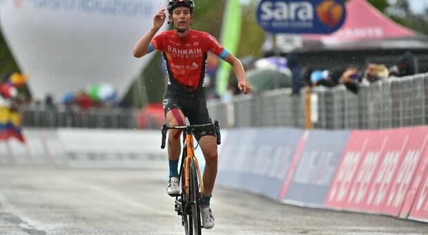 Gino Mader vince ad Ascoli Piceno