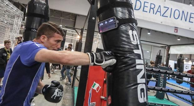 Maker Faire 2019, una app per il rendimento negli sport da combattimento