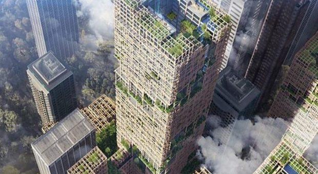 Il grattacielo pi alto del mondo sorger in giappone for Il grattacielo piu alto del mondo