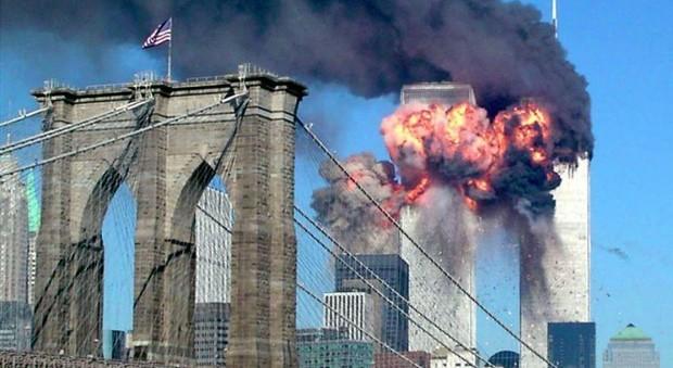 11 settembre ad alto rischio l'America ha ancora paura