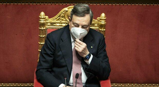 Draghi governa e in Italia sulle ceneri del bipolarismo nasce il quadripolarismo