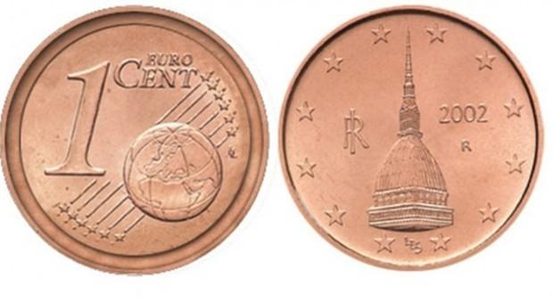 Coniate settemila monete da un cent sbagliate valgono 2 for Cocina 6000 euros