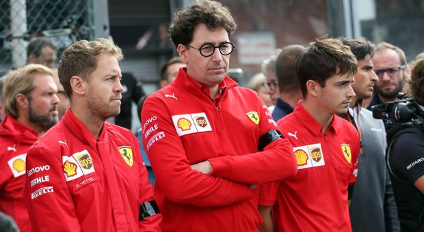 Binotto: «La vittoria di Leclerc fa bene al morale»