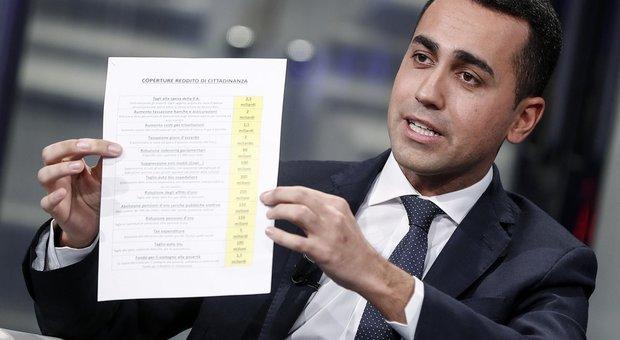 Si può dare il reddito di cittadinanza solo agli italiani?