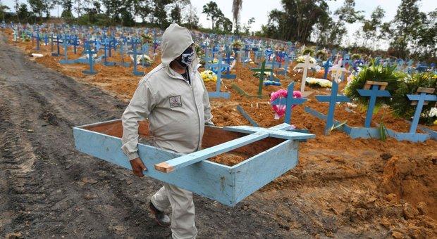 Brasile: «Entro agosto 88.000 morti». Ma Bolsonaro: «La gente scenderà in strada per la fame»