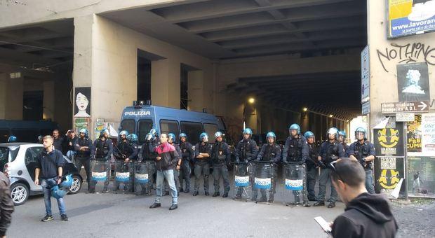 Desirée: San Lorenzo tra manifestazioni opposte, Anpi e Forza Nuova