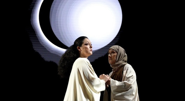 Eleonora Buratto in Moïse et Pharaon