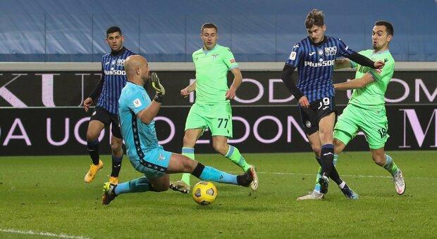 Atalanta-Lazio 3-2: Inzaghi saluta la Coppa. Gasperini avanti con ...