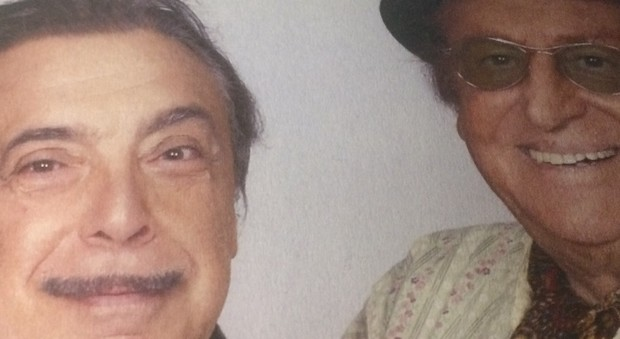 Nino Frassica e Renzo Arbore