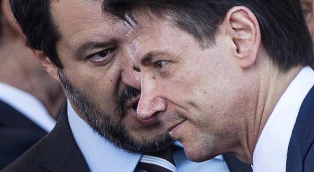 Conte, lettera a Salvini: da te inaccettabile e sleale collaborazione, politica non è potere