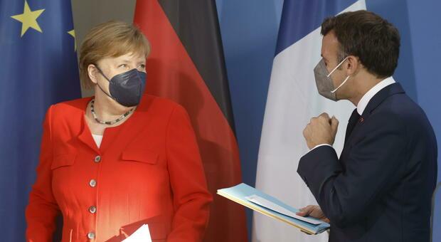 Germania e Francia siglano dichiarazione contro legge ungherese anti Lgbt: Roma non firma