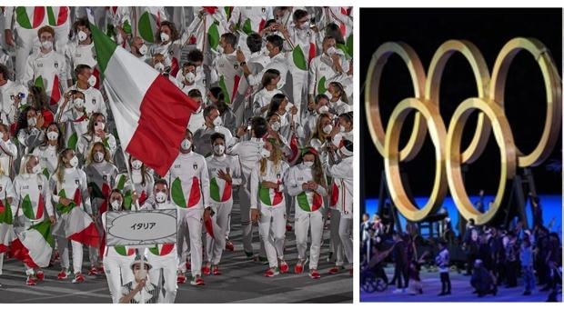 Olimpiadi Tokyo 2020, la cerimonia d'apertura in diretta