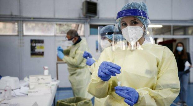 L'altalena del virus, oggi 59 nuovi casi e altri quattro decessi