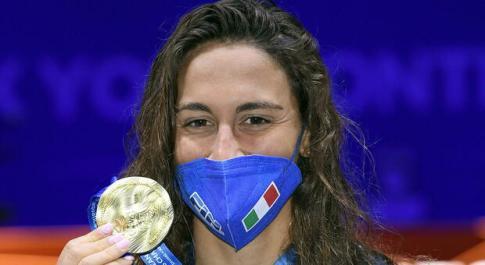 Europei Budapest 2021, Quadarella è medaglia d'oro negli 800 stile libero: i risultati
