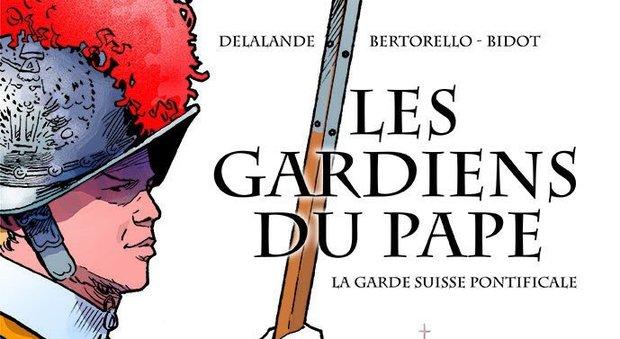 La Guardia Svizzera diventa un fumetto e racconta la vita dell'esercito più maschilista del mondo