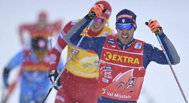 Annullate le ultime due gare sprint: Pellegrino vince la Coppa del Mondo di specialità