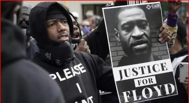 Floyd, l'uomo ucciso da un poliziotto a Minneapolis era positivo al coronavirus