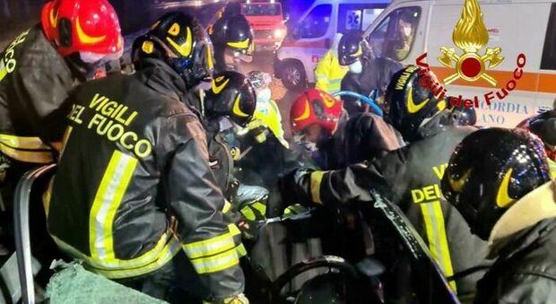 Milano, muore donna di 39 anni in incidente in tangenziale: gravissima la figlia
