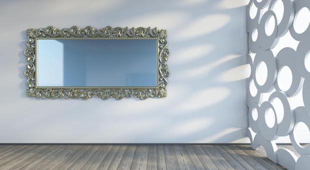 Forme Di Specchi Particolari.Arredare Con Gli Specchi Tutto Quello Che C E Da Sapere