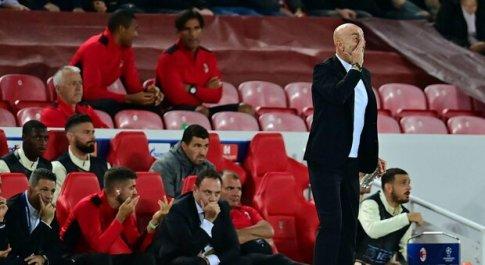 Liverpool-Milan 3-2, Pioli: «I due gol subiti nel secondo tempo unico rimpianto. Il livello della Champions è altissimo»