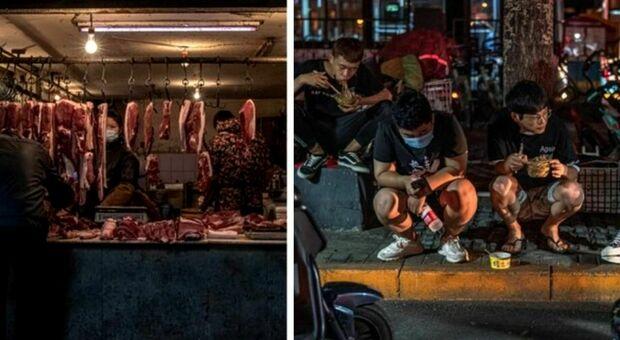 Covid, nuova ipotesi dell'Oms sull'origine del virus: conigli e tassi venduti al mercato di Wuhan