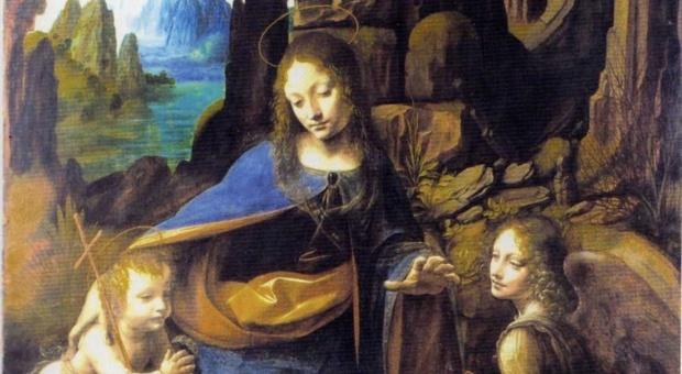 """Leonardo, i segreti della """"Vergine delle Rocce"""" in una mostra """"immersiva"""" a novembre alla National Gallery di Londra"""
