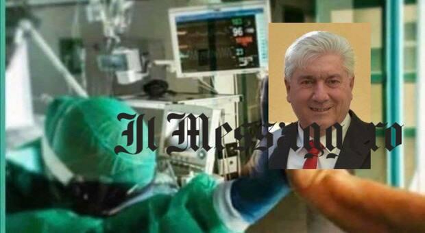 Nel riquadro, il dottor Fausto Fiorini