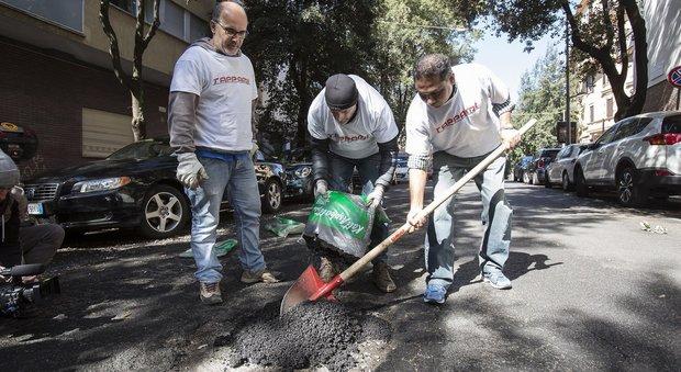 Roma, Buche, associazione Tappami: Gatta ci faccia sapere come intende sistemare strade