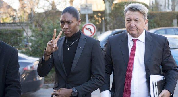 La Iaaf contro la Semenya: «Troppo testoterone, lo abbassi»