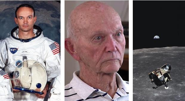 Morto Michael Collins, l'astronauta di Apollo 11 che andò sulla Luna senza metterci piede