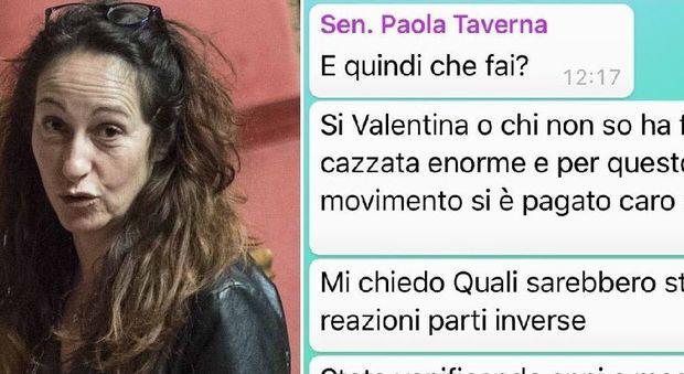 Taverna (Lapresse) e la chat con il sindaco M5S di Pomezia
