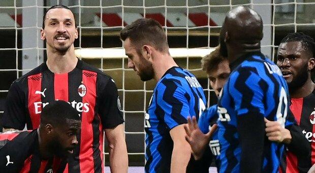 Ibrahimovic dopo la lite con Lukaku: «Nel mio mondo non c'è spazio per il razzismo»